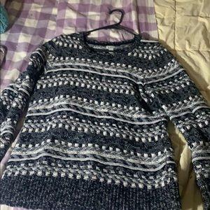 Chunky heavy sweater